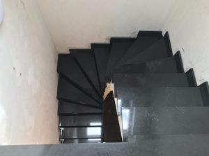 stenen trap